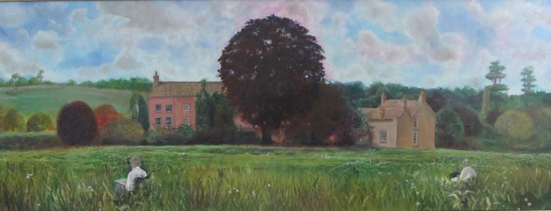 Celebrating The Work Of Geoffrey Molyneux 1947 2006
