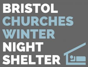 Bristol Churches Winter Night Shelter logo