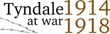 Tyndale At War 1914-1918